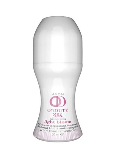 Avon On Duty Light Bloom Roll-On 50 Ml Renksiz